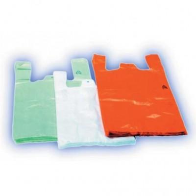Maišeliai su rankena 35/10x60 cm, 100 vnt  HDPE