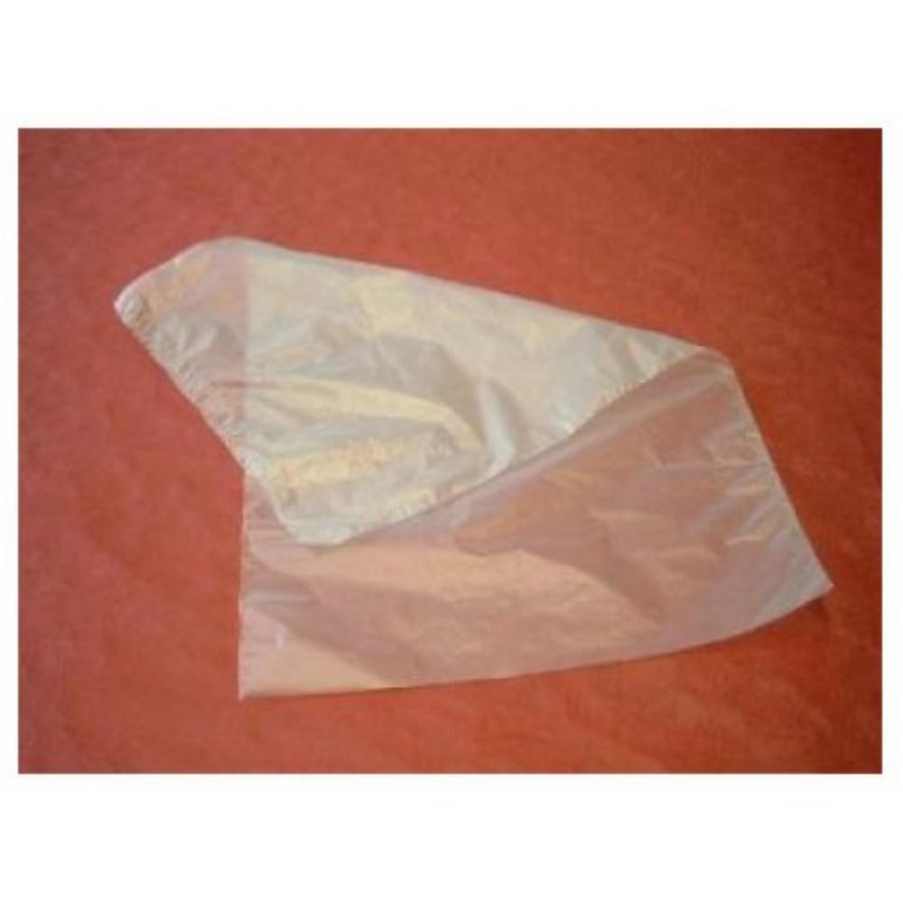 Maišai mėsai 20 mk 40x57 cm HDPE, 500 vnt