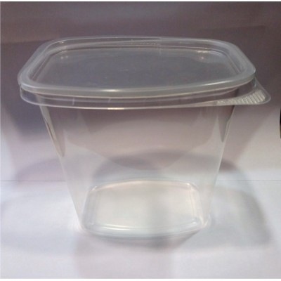 Indelis GR 1000 ml su dangteliu PP139 mm, 100 vnt