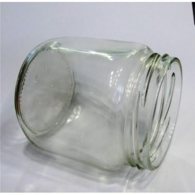 Stiklinis indelis 500 ml Ø82 mm su dangteliu