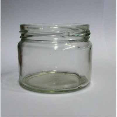 Stiklinis indelis 250 ml Ø82 su dangteliu