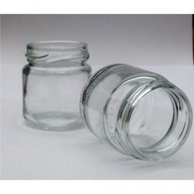 Stiklinis indelis 50 ml Ø43 mm 48 vnt be dangtelio