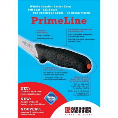 Pjaustymo, odos peilis PrimeLine Giesser Messer 11200-20cm