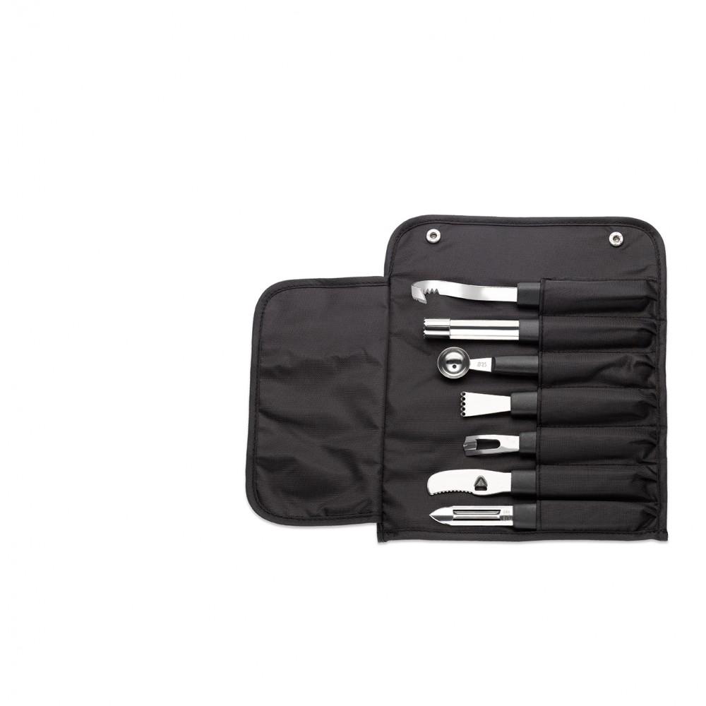 Dekoravimo įrankių rinkinys Giesser M.6810
