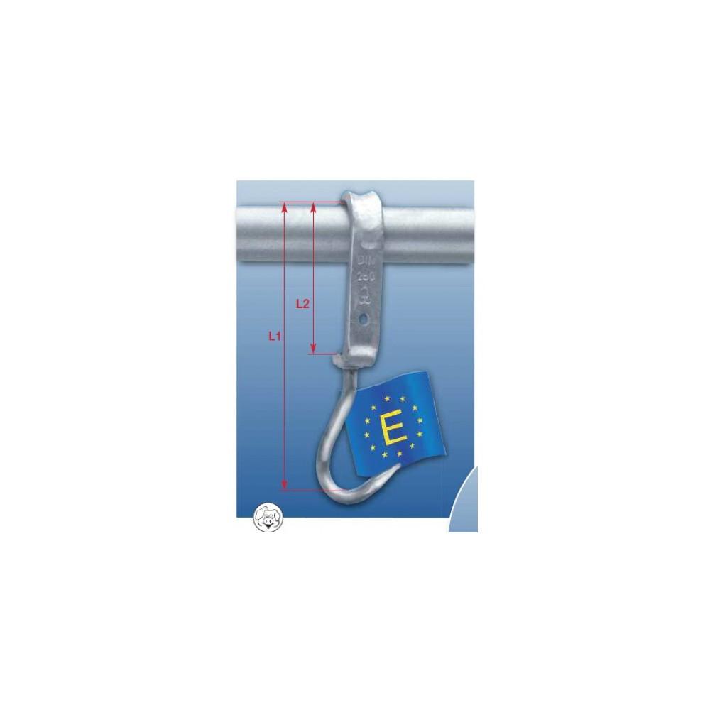 Euro kabliai oro linijoms