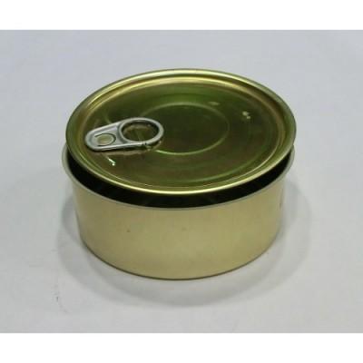 Konservų dėžutė su dangteliu 325 ml Nr.8 (pakuotė 48 vnt)