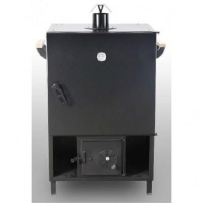Rūkykla ABAS 100L (juoda)