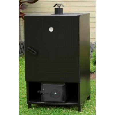 Rūkykla ABAS 200L (juoda)