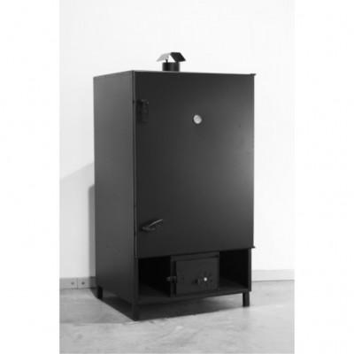 Rūkykla ABAS 500L  (juoda)