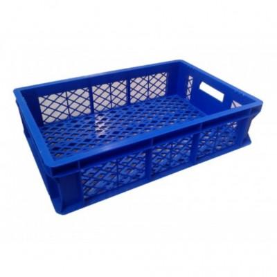 Dėžė 600x400x150 mm, mėlyna