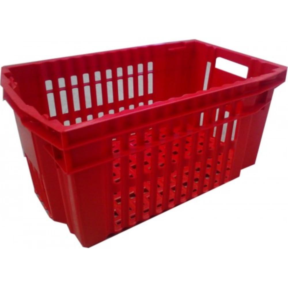 Dėžė 600x400x280 mm, raudona