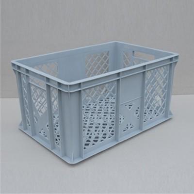 Dėžė duonai 44 l, 600x400x300 mm, PSD, pilka