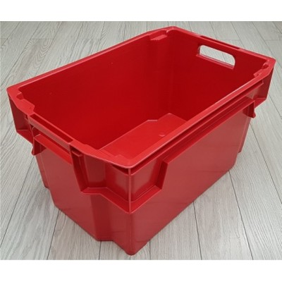 Dėžė 600x400x300 mm, raudona