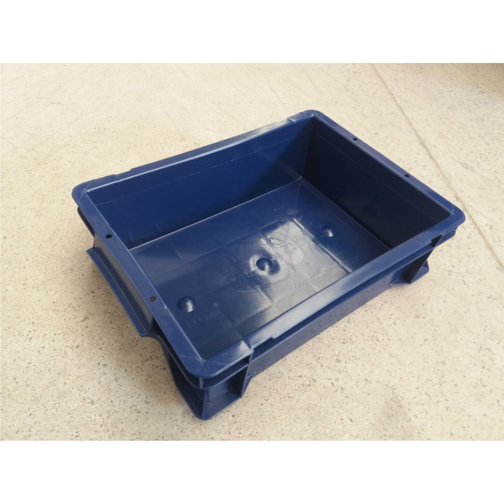 Dėžė mėsai 10 l 400x300x120 mm, mėlyna