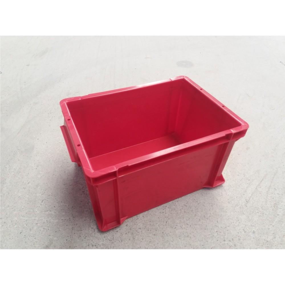 Dėžė mėsai 20 l, 400x300x225, raudona