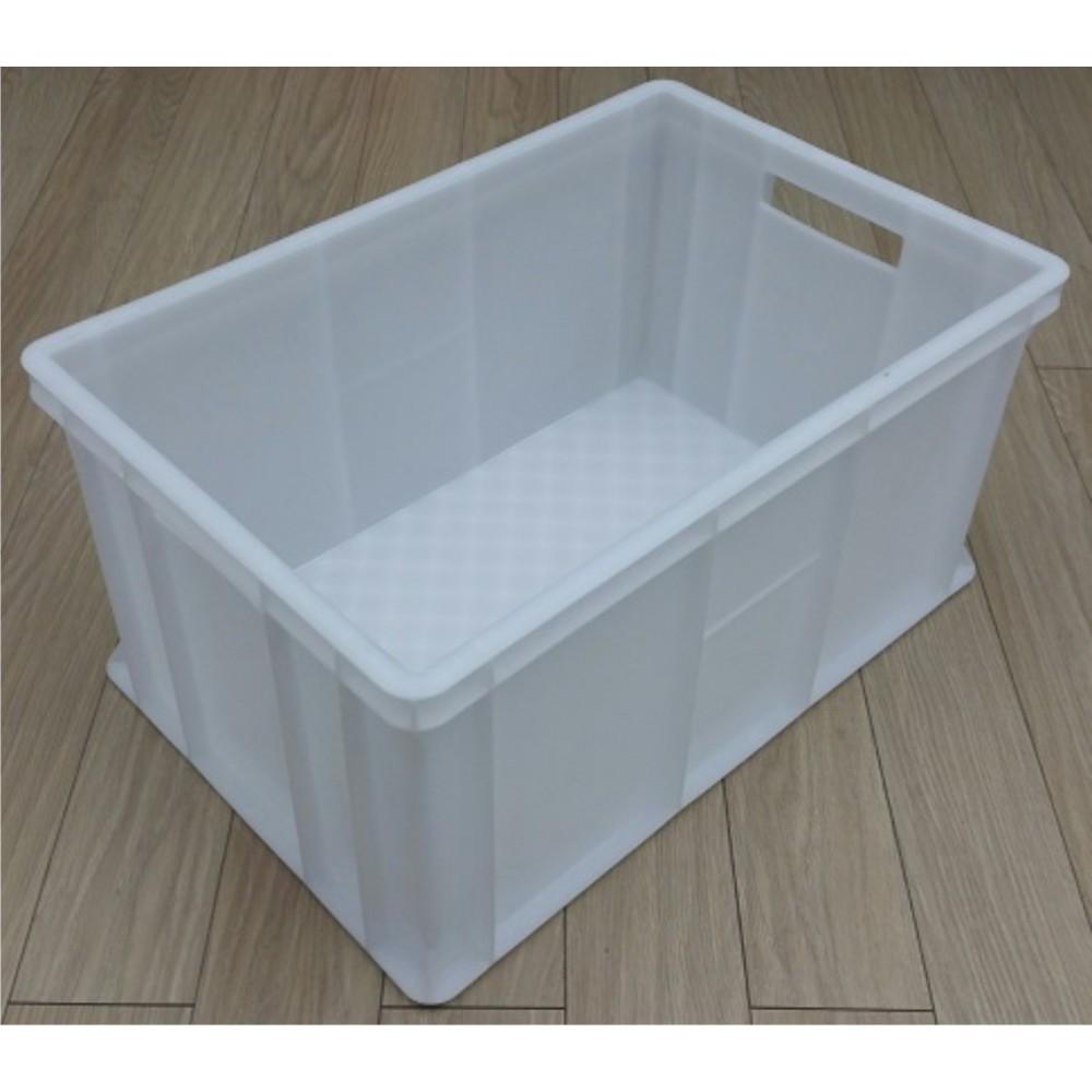Dėžė mėsai 44 l, 600x400x300 mm, balta
