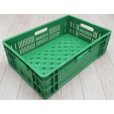 Dėžė 15 l S-2, 600x400x180, žalia