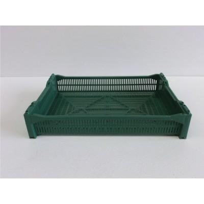 Dėžė 19 l 600x400x125 mm, žalia