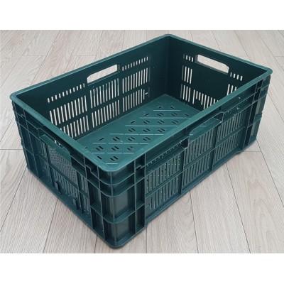 Dėžė 20 l S-3, 600x400x240, žalia