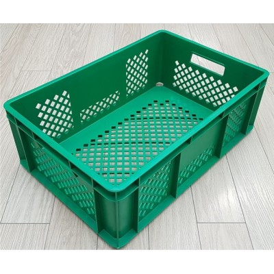 Dėžė 39 l, 600x400x200 mm, PSD, žalia