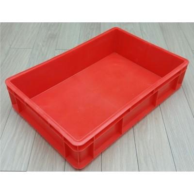 Dėžė 28 l, 600x400x130 mm, raudona