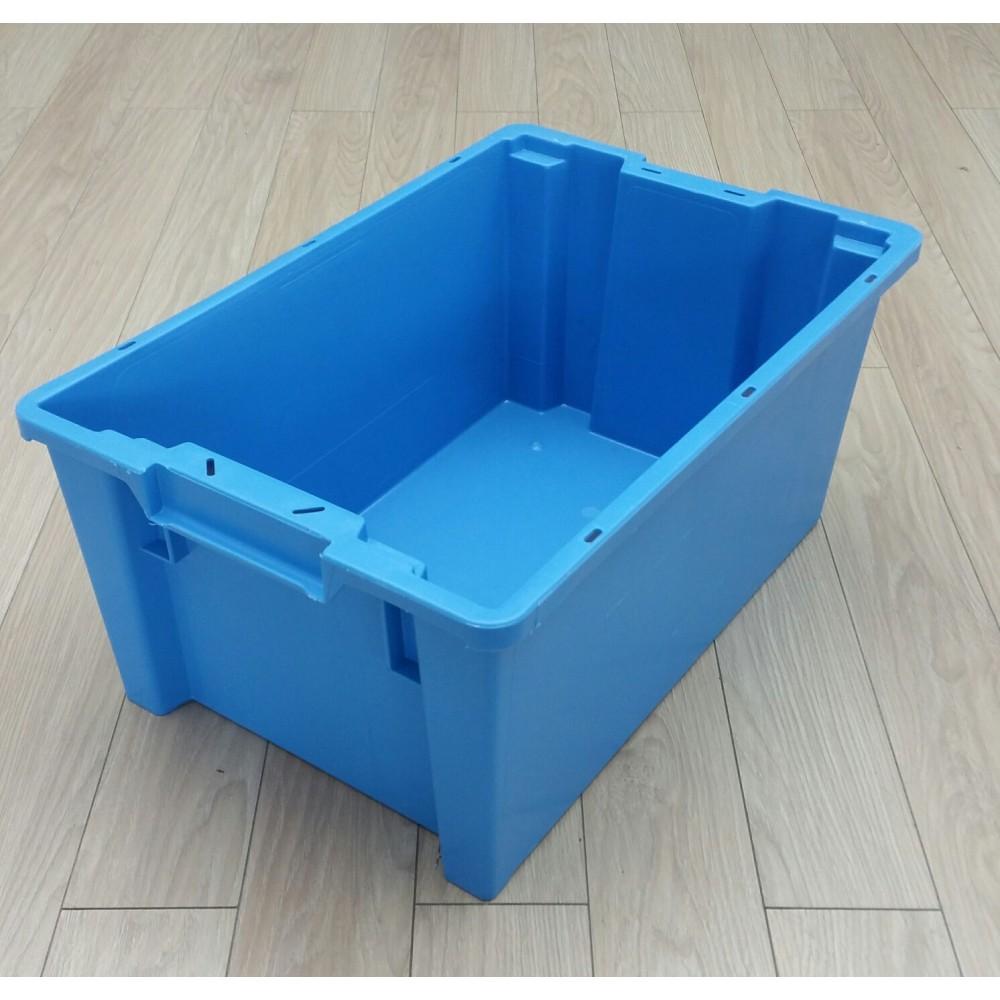 Dėžė 600x400x270 mm, mėlyna