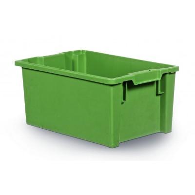 Dėžė 600x400x270 mm, žalia
