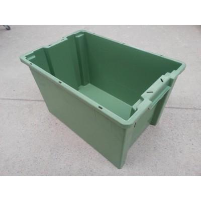 Dėžė 600x400x350 mm, žalia
