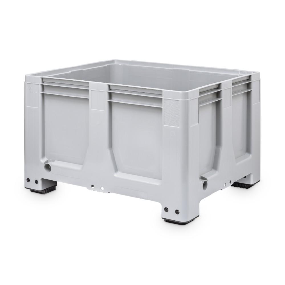Konteineris MaxiLog® 1200x1000x760 mm, 610 l, 4F